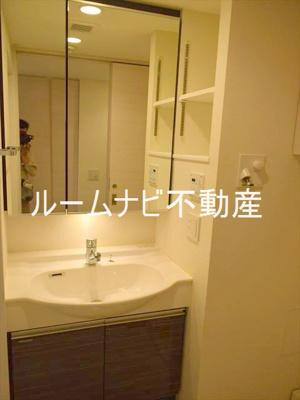 【洗面所】パレステージ西ケ原