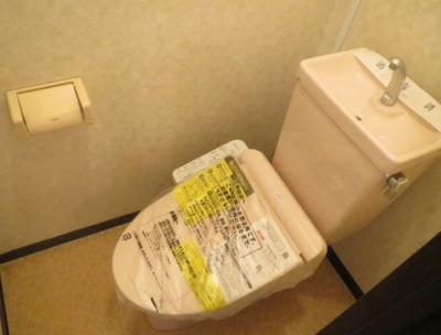 【トイレ】キャピタルヒロ