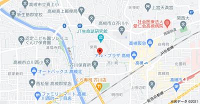 【地図】アーバンパレス (株)Roots