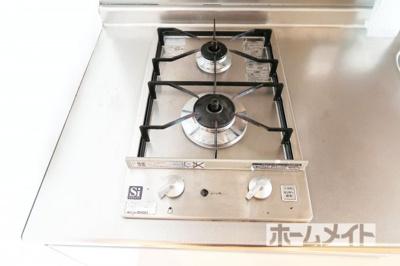 【キッチン】ホワイトレジデンス