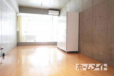 【居間・リビング】ホワイトレジデンス