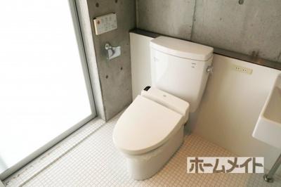 【トイレ】ホワイトレジデンス