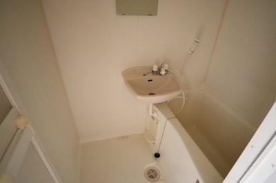 【浴室】アローズパーク(事務所)