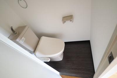 【トイレ】アローズパーク(事務所)