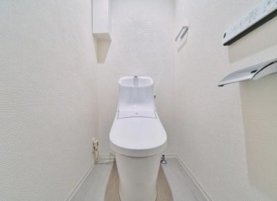 南馬込セントラルパレスのトイレです。