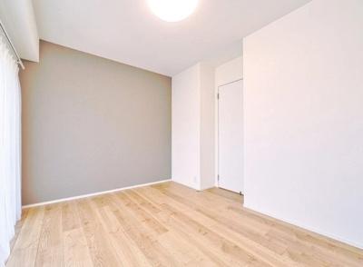南馬込セントラルパレスの洋室です。