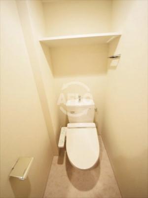 ララプレイス阿波座駅前フェリオ シャワートイレ
