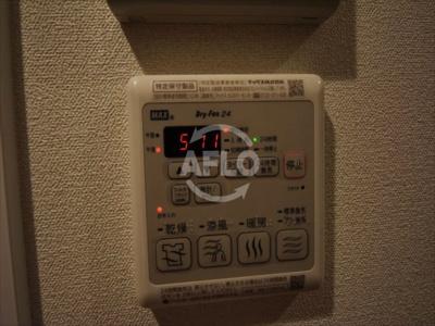 ララプレイス阿波座駅前フェリオ 浴室暖房乾燥機