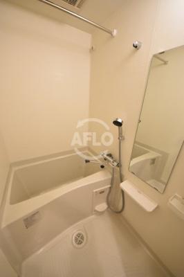 プレサンス天神橋スカイル 浴室