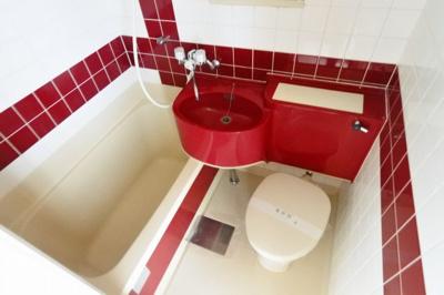 【浴室】グラシア松屋町