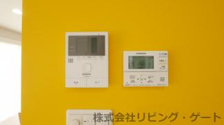 インターフォンモニター エコキュートコントローラー