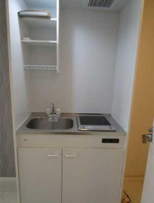 【キッチン】MSA Sangenjaya 礼金0 浴室乾燥機 バストイレ別 ロフト