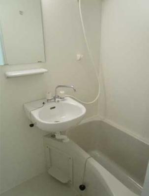 【浴室】MSA Sangenjaya 礼金0 浴室乾燥機 バストイレ別 ロフト