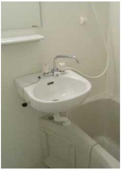 【洗面所】MSA Sangenjaya 礼金0 浴室乾燥機 バストイレ別 ロフト
