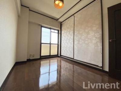 【寝室】コアマンション古京町