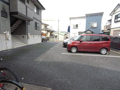 【駐車場】クレストコート富木島