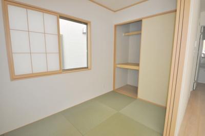 【和室】加東市多井田第2-1号棟