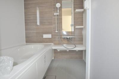 【浴室】加東市多井田第2-2号棟