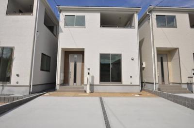 【外観】加東市多井田第2-2号棟