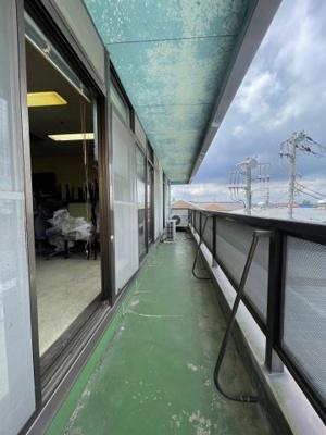 バルコニーがあります(2021年7月撮影):三郷新築ナビで検索♪