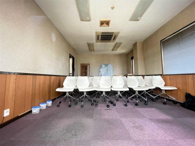 事務所スペース(2021年7月撮影)
