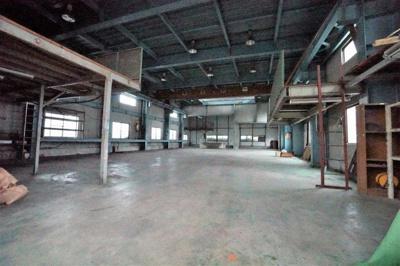 一階作業・工場スペース(2020年7月撮影):三郷新築ナビで検索♪