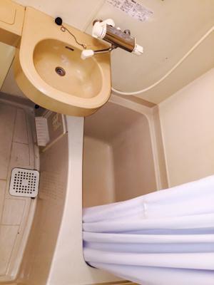 【浴室】ユニテソリステ鳴尾(事務所)
