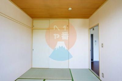 和室は6帖です。