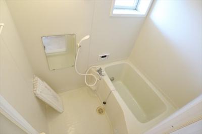 【浴室】ドエルコート里吉B