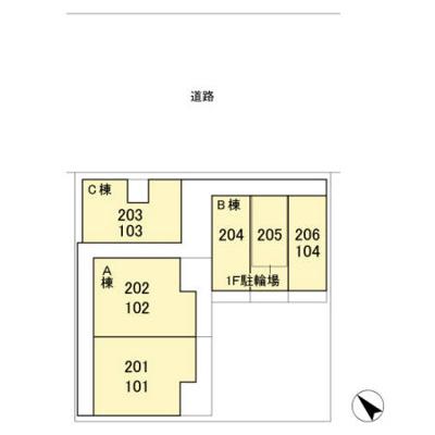 【区画図】中尾コンセプトハウス