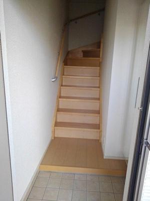 【玄関】ハルジオン城山台