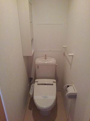 【トイレ】ハルジオン城山台