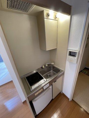 【キッチン】煉瓦館60