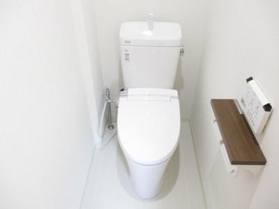 【トイレ】神戸ヒルズⅣ