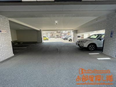 【駐車場】ライオンズマンションサンフラワー