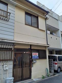 【外観】旭区赤川2丁目 売土地