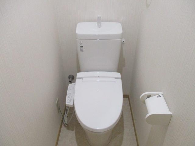 【トイレ】ハイツ木下