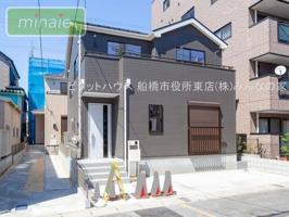 駐車2台可 フリースペース 習志野市袖ケ浦4 全3棟 1号棟の画像