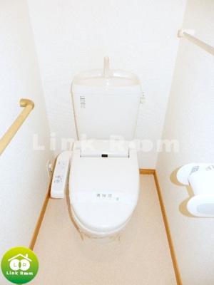【トイレ】アビタシオン・木場公園