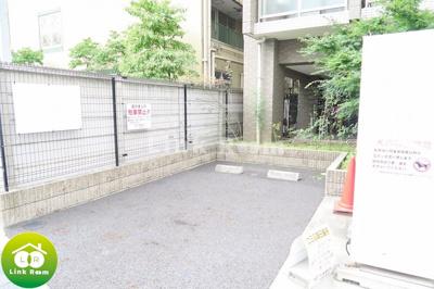 【庭】アビタシオン・木場公園