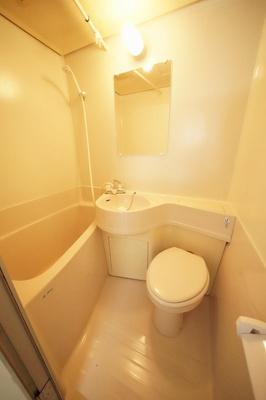 【トイレ】セブンスパークアパートメント