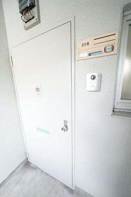 【エントランス】セブンスパークアパートメント