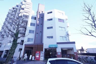 【外観】セブンスパークアパートメント