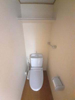 【トイレ】Y'sメゾネットC