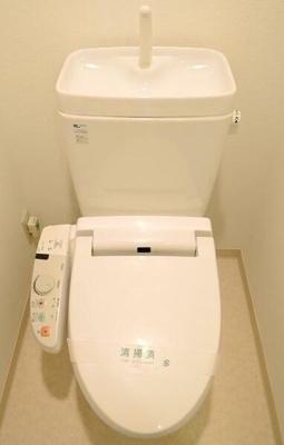 【トイレ】プレール・ドゥーク神田