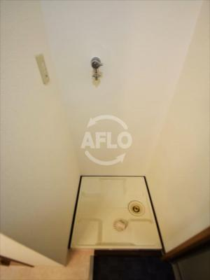 ルミエール大国Ⅲ 室内洗濯機置き場