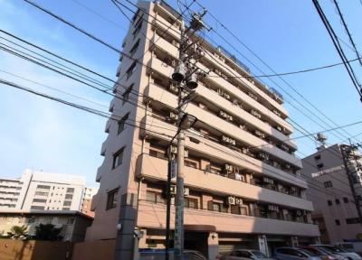 京浜急行線「京急鶴見駅」徒歩5分の駅近分譲賃貸マンション。