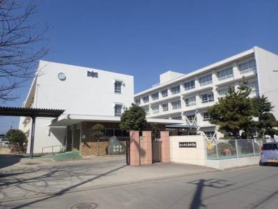 石井小学校 125m