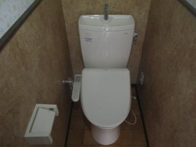 【トイレ】ハイムアサダ