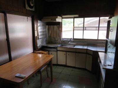 【キッチン】小倉中古物件